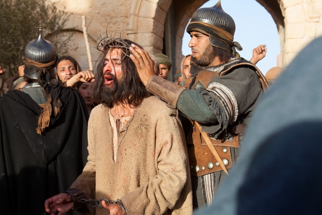 """Killing Jesus"" premieres Palm Sunday, March 29, on National Geographic Channel."